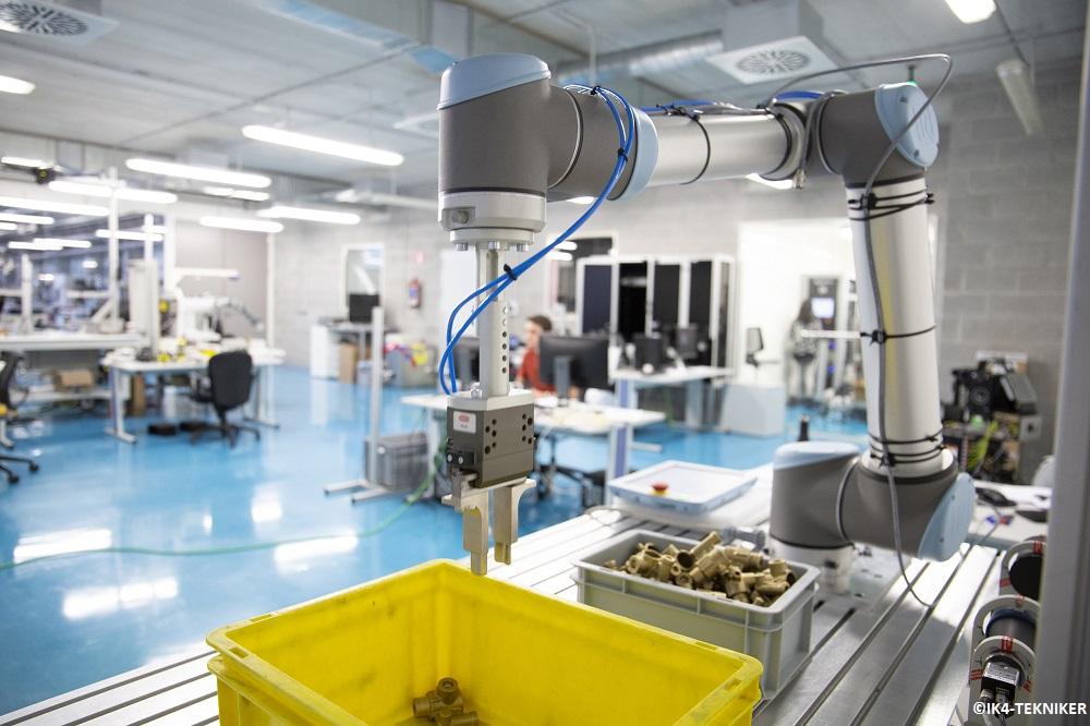 Soluciones avanzadas de automatización y robótica para logística
