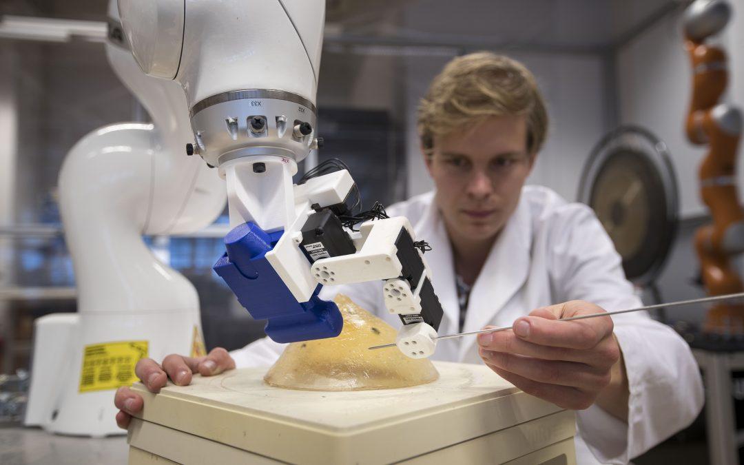 Eurecat lidera un hub para agilizar la implementación de robótica en el sector salud