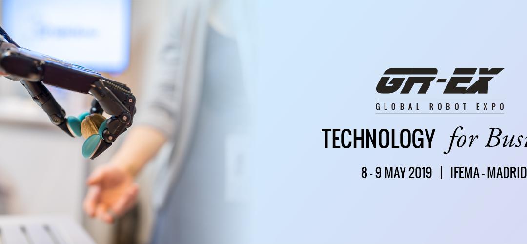 """Marina Uceda (GR-EX): """"La robótica es clave para el desarrollo del futuro de la logística"""""""