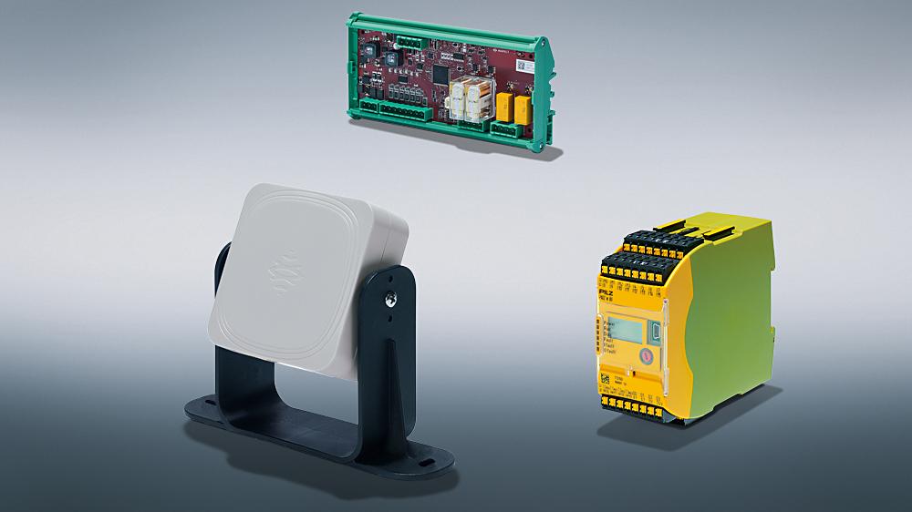 Pilz introduce en el mercado el LBK System, el primer radar certificado en SIL 2 / PLd