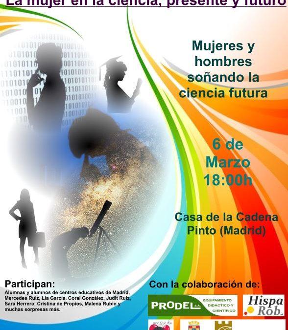 HispaRob participa en varios eventos sobre educación, nuevas tecnologías e igualdad