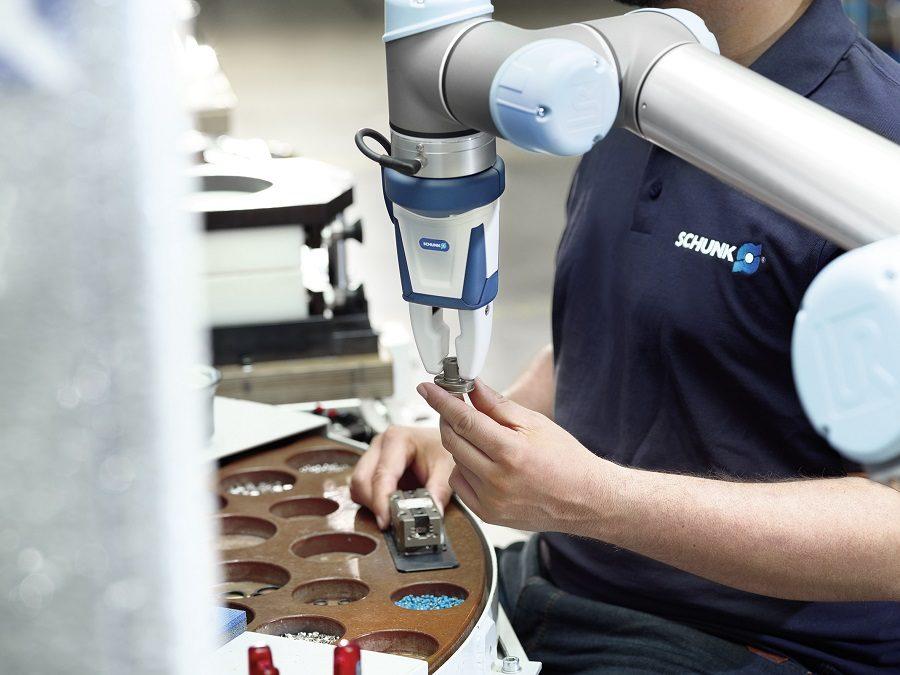 SCHUNK celebra la 11º edición de los Expert Days en el centro neurálgico de la robótica de servicio