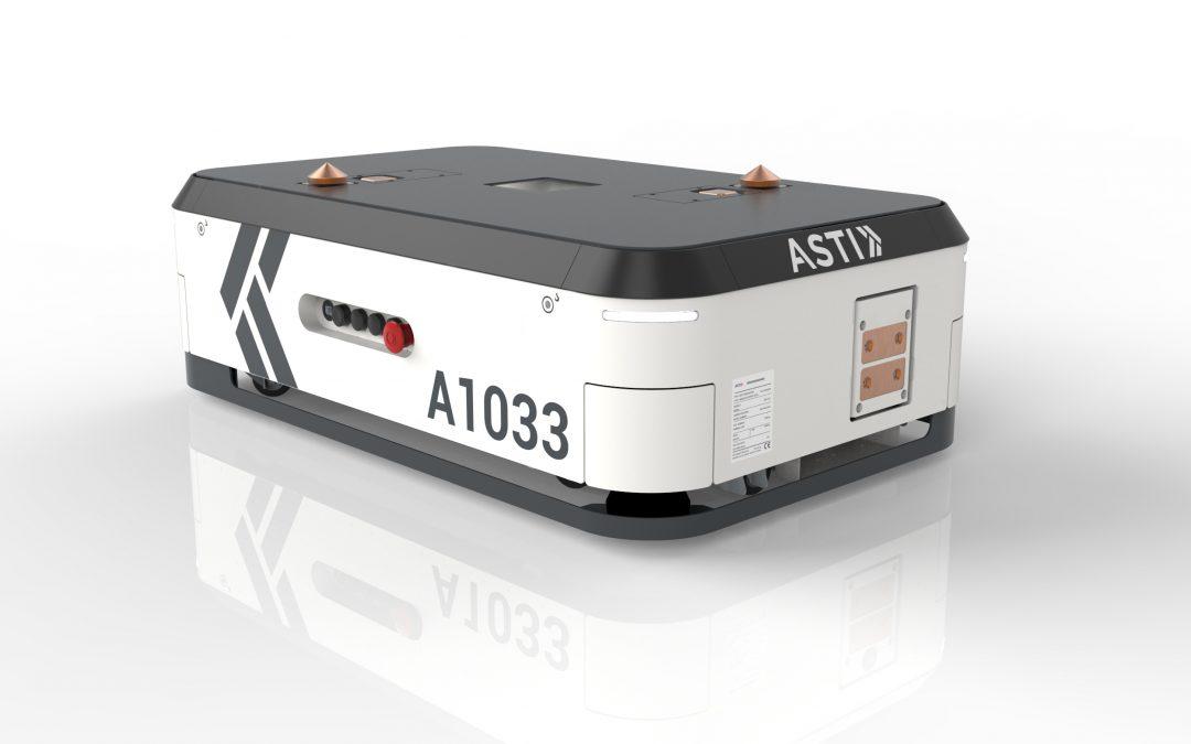 AGVs inteligentes y conectados: la novedad del sector que ASTI Mobile Robotics presentará en Hannover Messe 2019 para la industria