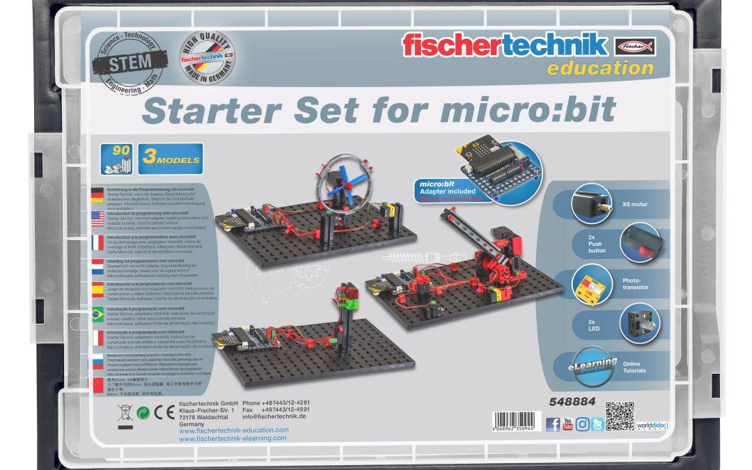 Robotics Starter Set para MicroBit