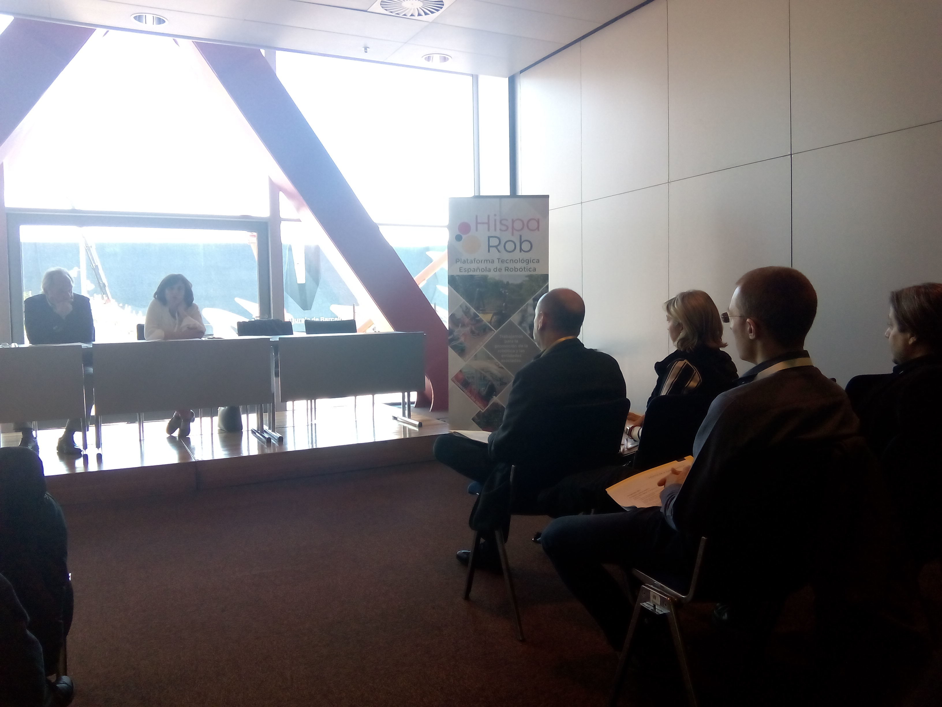 HispaRob celebró su Asamblea General en Advanced Factories