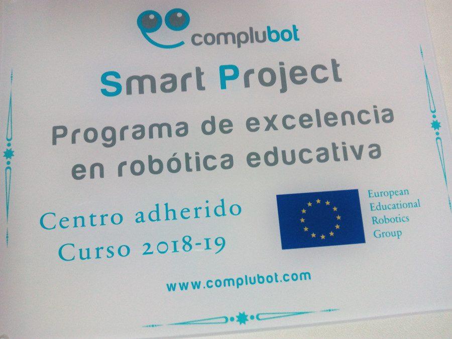 El colegio San Agustín, a la vanguardia de la robótica