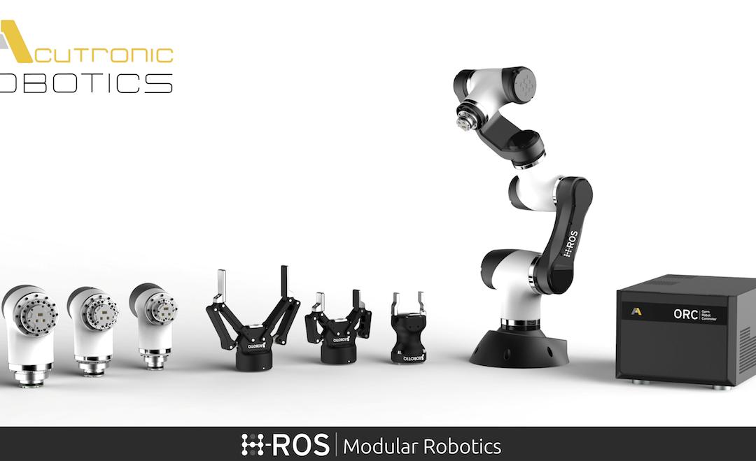 El sector de la robótica modular registrará crecimientos de dos cifras en los próximos años