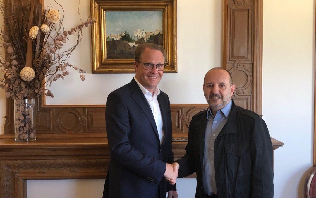 INFAIMON, S.L.U. ha firmado un acuerdo de integración con en el grupo alemán Stemmer Imaging (AG), compañía líder Europea en el suministro de soluciones de visión artificial