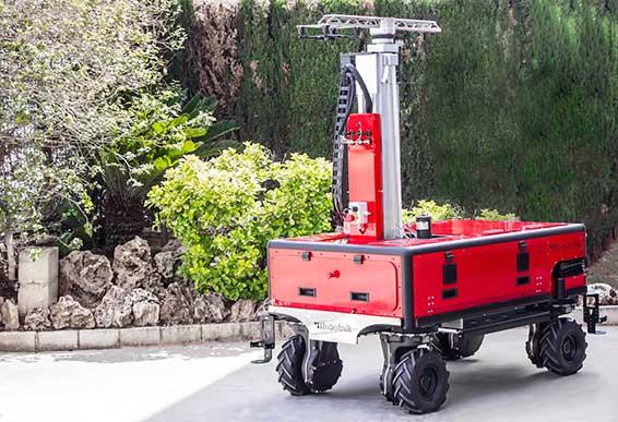 Robotnik lanza su nueva gama de robots RB-VULCANO