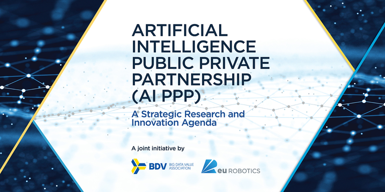 euRobotics and BDVA publish a joint SRIDA for a European AI PPP