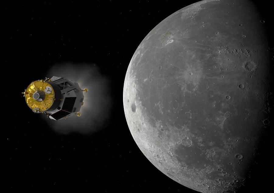 GMV contribuye a la futura exploración lunar