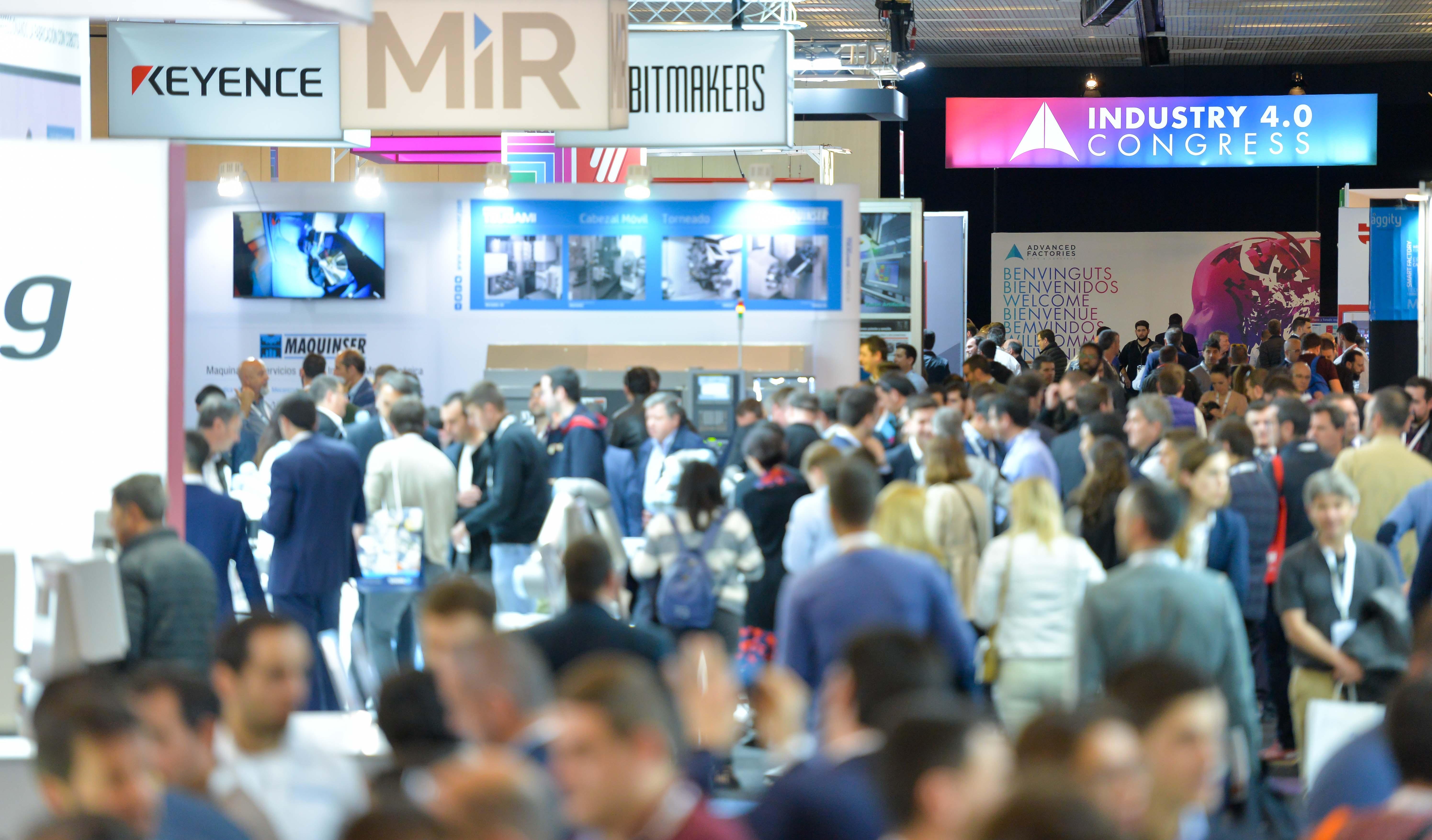 El Industry 4.0 Congress de Advanced Factories 2020 abre la recepción de candidaturas a los líderes industriales más disruptivos e innovadores