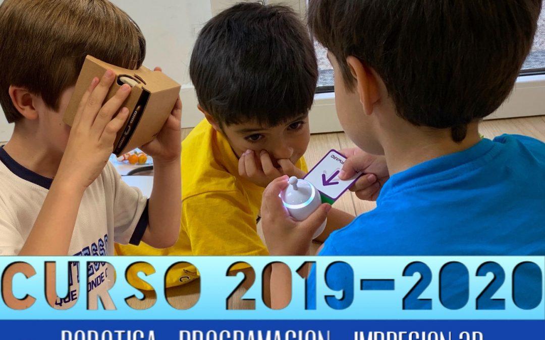 Nuevo curso 2019-2020 en Hack and Tech Club