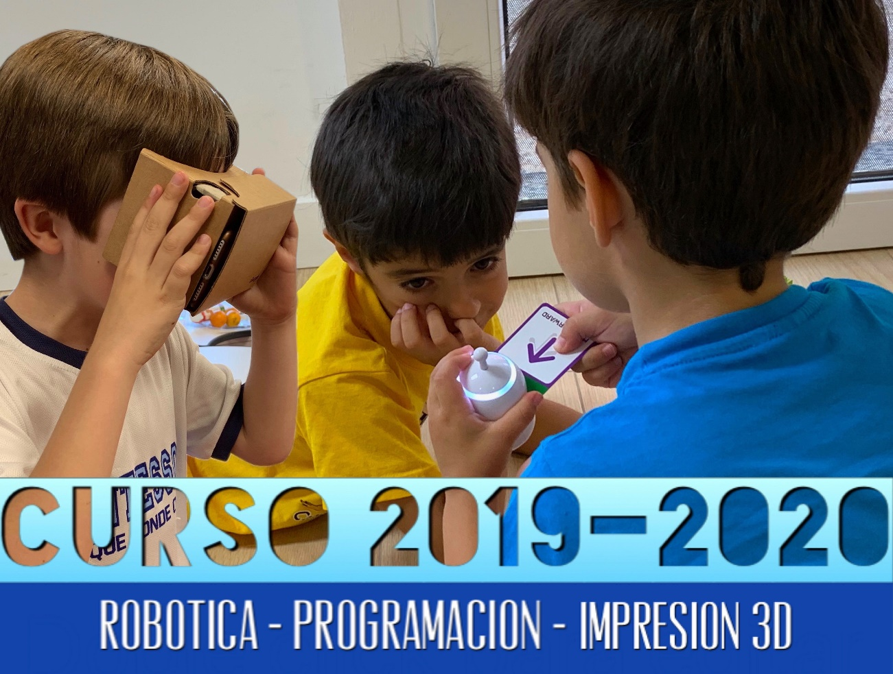 Nuevo curso 2019-2020 en Hack and Tech Club