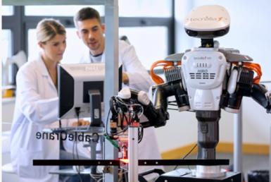 Curso de Robótica con ROS-Industrial