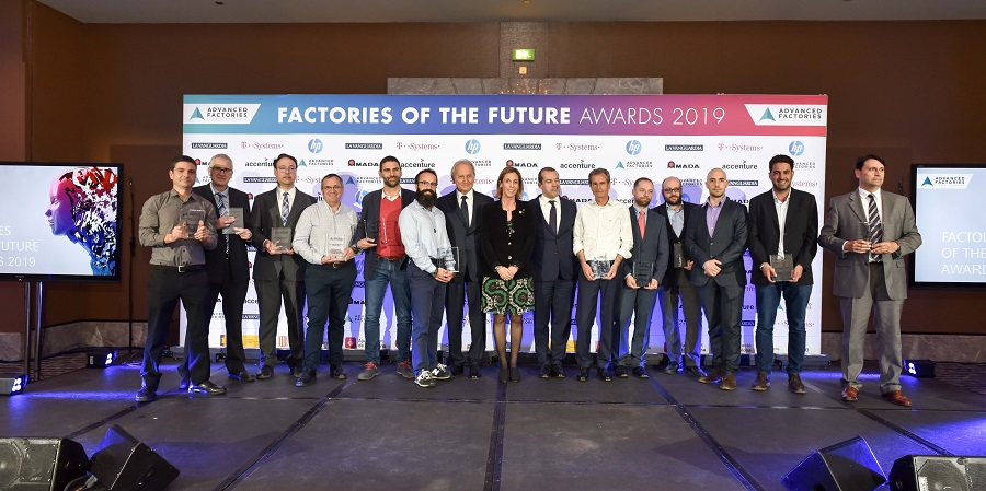 Advanced Factories busca los proyectos más innovadores para los Factories of the Future Awards