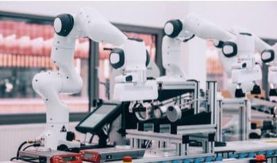 Los Cobots, solución eficiente para la automatización