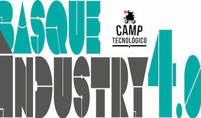 Camp Tecnológico ha participado en el Basque Industry 4.0