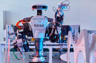 ROBOTTNET: desarrollo de oportunidades de negocio mediante la aplicación de la robótica – algunos ejemplos
