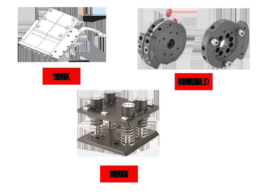 GIMATIC amplía la gama QC de cambios rápidos con nuevas soluciones y accesorios