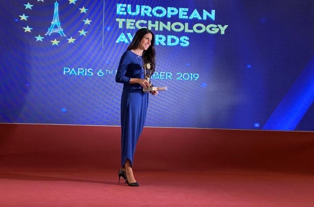 ASTI Mobile Robotics Group se alza con el Premio 'European Technology Awards' en la categoría 'Automatización'