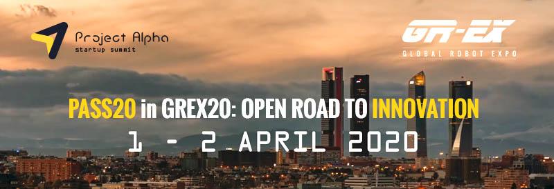 Project Alpha Startup Summit, una nueva cita para el ecosistema emprendedor dentro de la feria Global Robot Expo