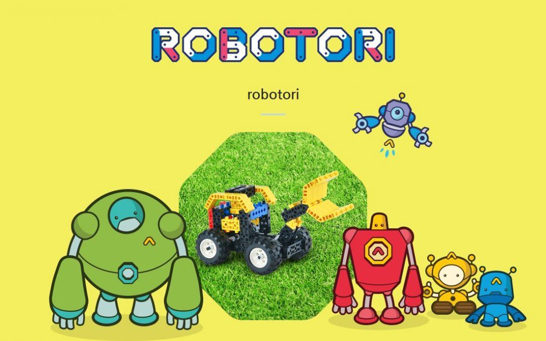 El robot educativo Robotori busca distribuidor oficial en España