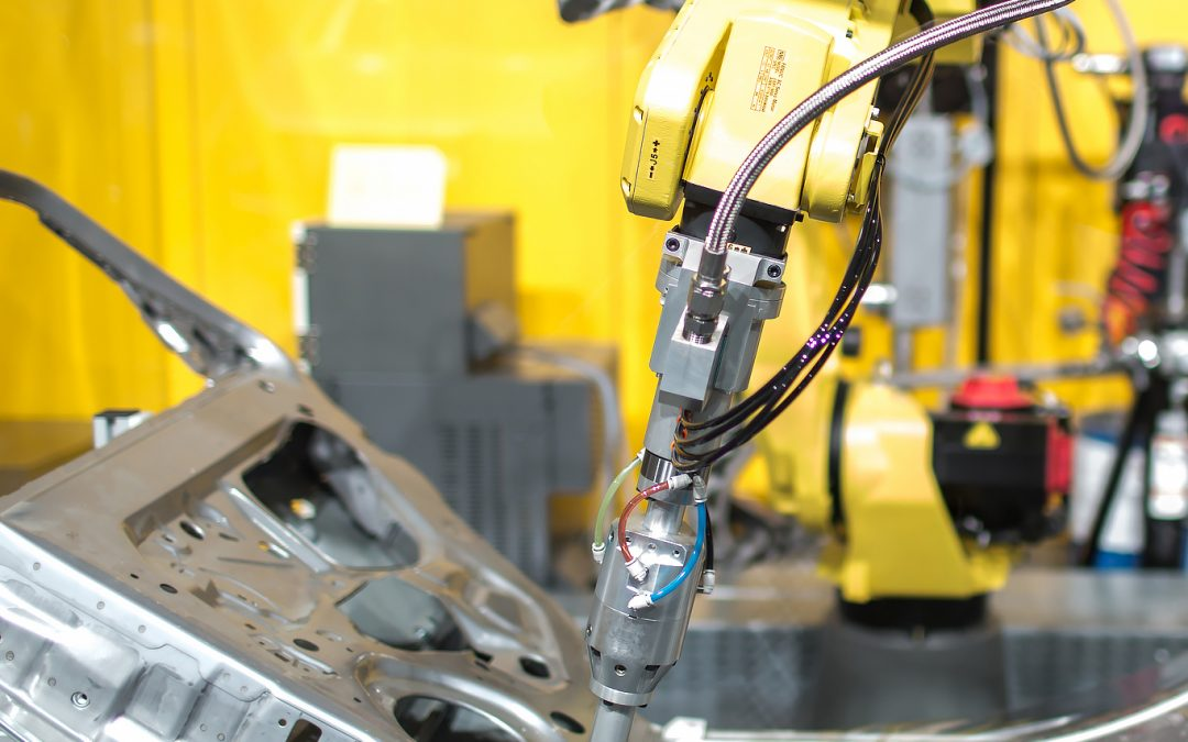 FANUC suministra 3.500 robots al grupo automotriz BMW AG con sede en Munich