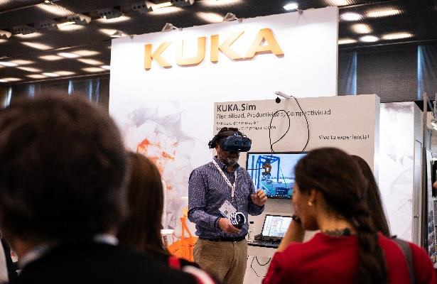 KUKA – Visítenos en ADVANCED FACTORIES 2020