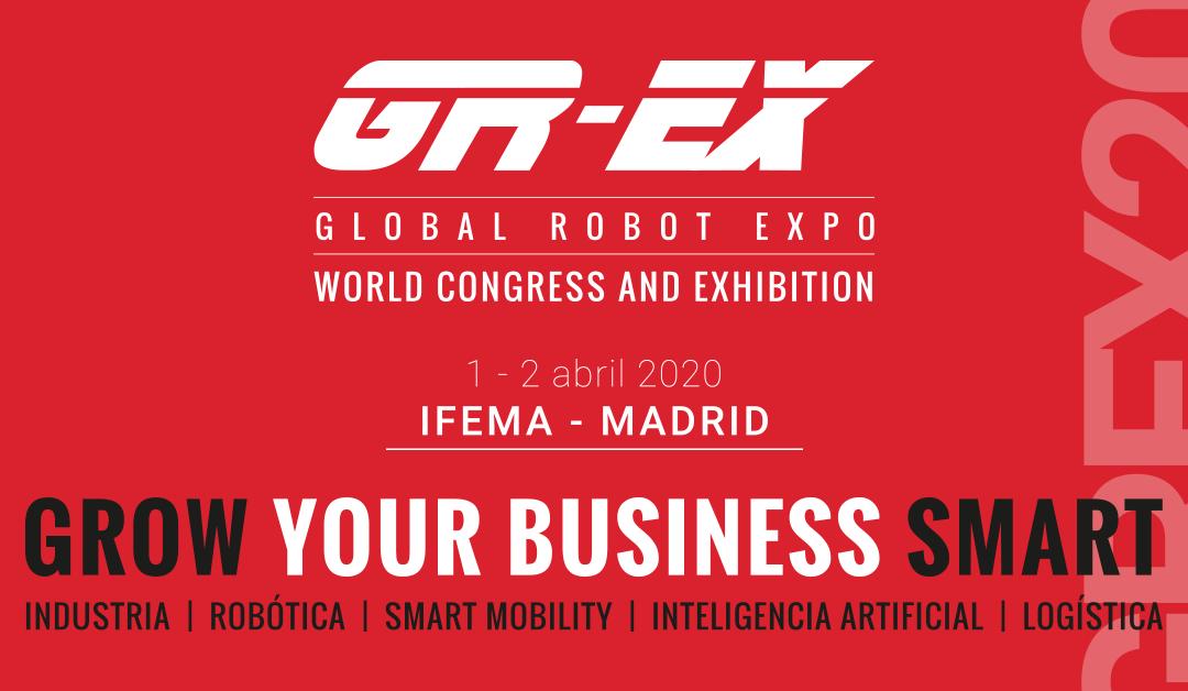 Global Robot Expo (GR-EX) celebra su quinto aniversario este mes de abril
