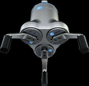 OnRobot lanza una nueva pinza eléctrica con tres dedos de largo recorrido para la manipulación de una amplia gama de objetos cilíndricos