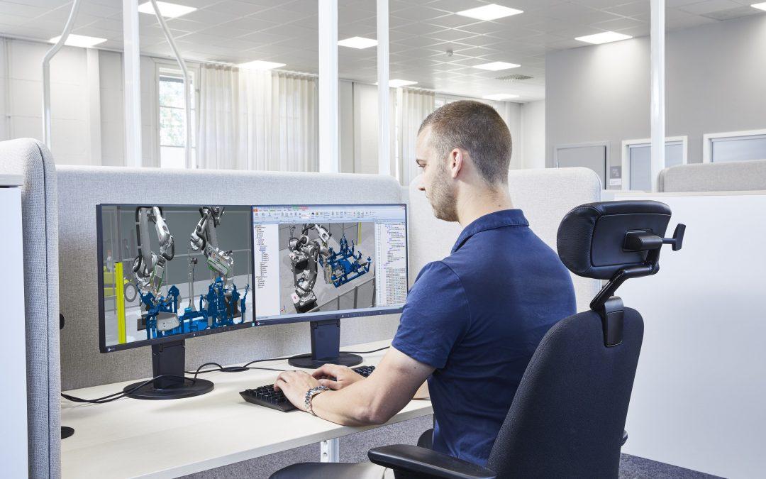 ABB ofrece a partir de hoy servicios digitales gratuitamente para ayudar a sus clientes a mantener la producción