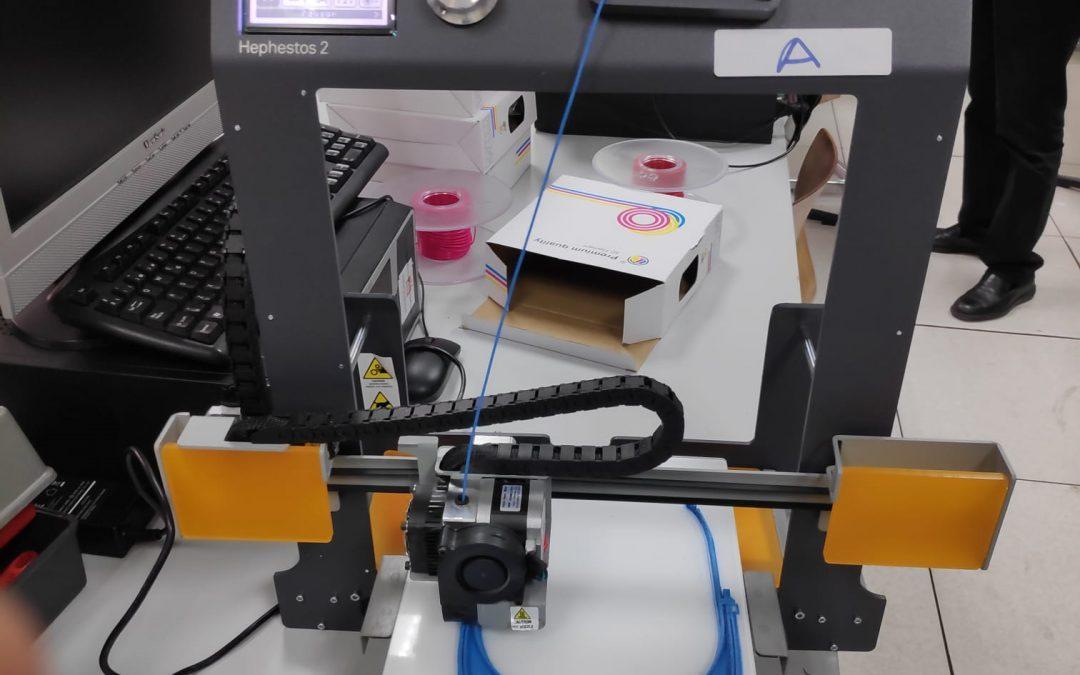 La fabricación aditiva y la impresión 3D, respuesta rápida y flexible en la lucha contra el COVID-19