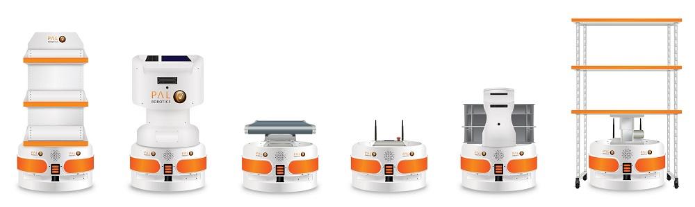 Cómo diseñar una solución para luchar contra el coronavirus usando el robot TIAGo Base