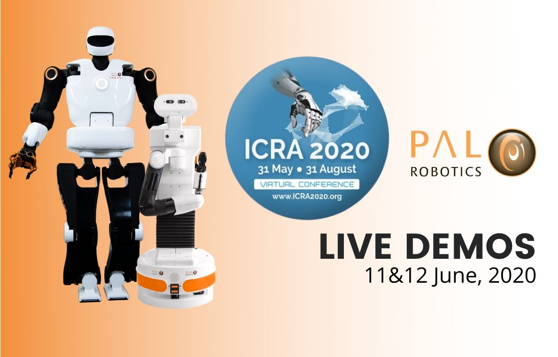 International Conference on Robotics and Automation 2020