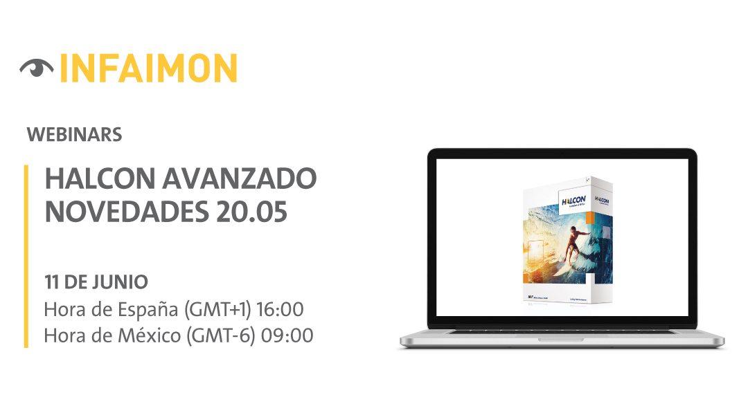 Webinar en Halcon Avanzado – Novedades 20.05