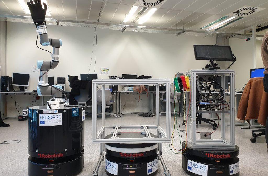 Robotnik pone su tecnología al servicio de la crisis sanitaria del COVID-19