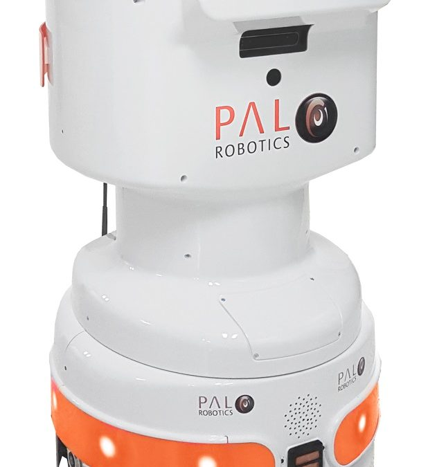 PAL Robotics está luchando contra COVID-19 en hospitales a través de DIH-HERO