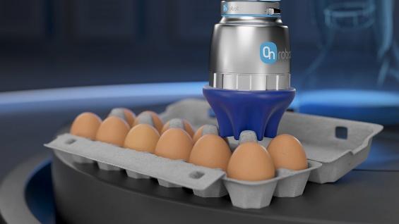 El uso de pinzas robóticas, clave para responder al aumento de demanda en la industria alimentaria