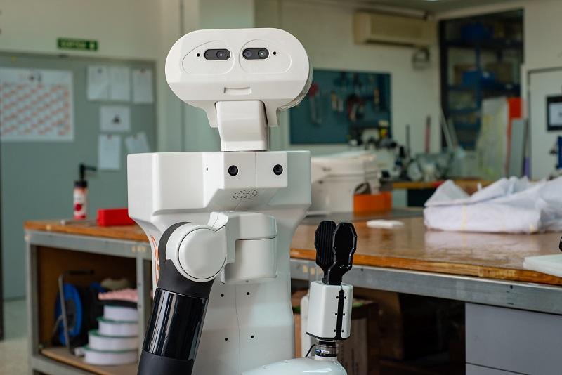 Inteligencia artificial en TIAGo para la asistencia sanitaria y la producción ágil como parte del proyecto de la UE OpenDR