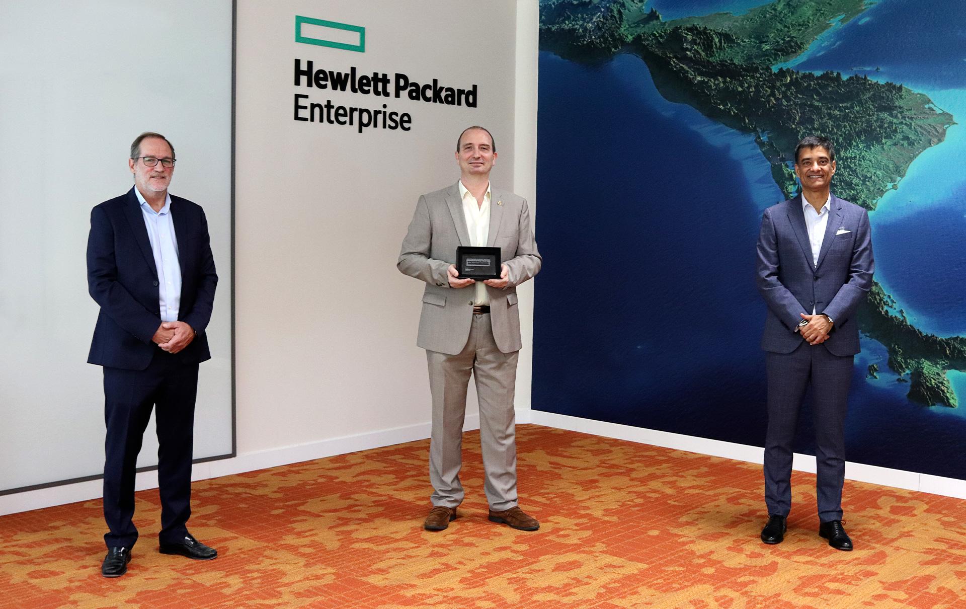 GMV galardonada como mejor proveedor de servicios del sur de Europa