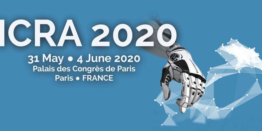 Workshops online de la Conferencia Internacional de Robótica y Automatización (ICRA)