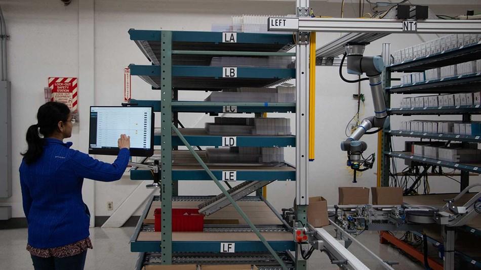 Universal Robots ayuda a DCL Logistics a aumentar un 500 % su productividad