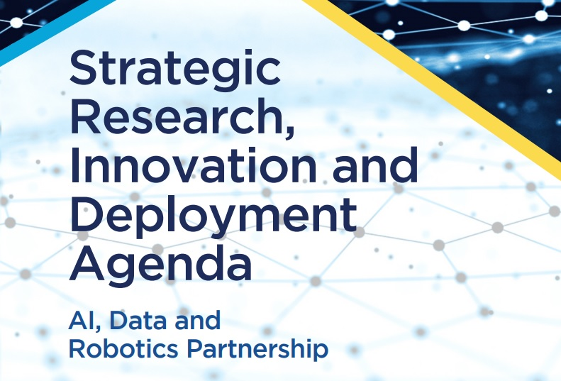 Se presenta la actualización de la Agenda Conjunta de Innovación y Desarrollo de la Investigación (SRIDA) de la Asociación europea de Inteligencia Artificial, Datos y Robótica