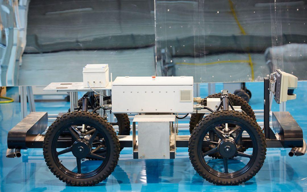Robots para el mantenimiento e inspección de grandes instalaciones