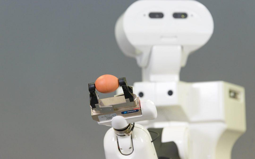 Desarrollando el sentido del tacto en robótica con el proyecto NeuTouch