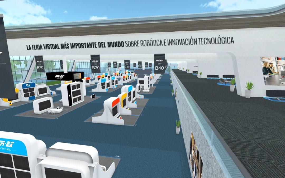Global Robot Expo 2020: un ecosistema virtual inmersivo perfecto para el desarrollo de negocios innovadores