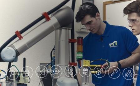 Webinar Universal Robots: la robótica colaborativa para centros de formación