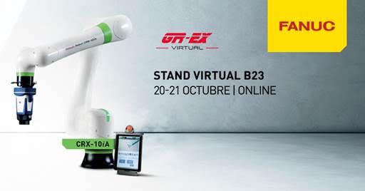 FANUC Iberia participará por primera vez como expositor en la feria Global Robot Expo