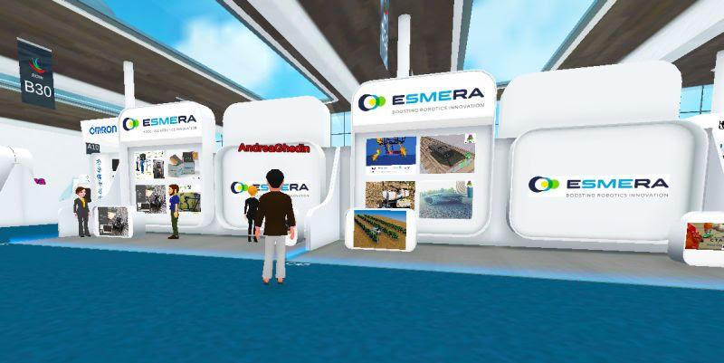 Cómo ser pioneros en Europa y organizar una feria de innovación industrial totalmente inmersiva: así ha sido GR-EX 2020 Virtual